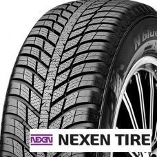 NEXEN n'blue 4season 195/60 R14 86H TL M+S 3PMSF, celoroční pneu, osobní a SUV
