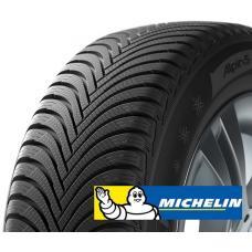 Zimní pneumatika MICHELIN ALPIN 5, která vychází ze všestranně vynikající pneumatiky Michelin Alpin A4 posunula hranice užitných vlastností o další kus dál. Michelin Alpin 5 je pneumatika vyvinuta speciálně pro evropské řidiče, kteří v zimním období často jezdí po tkzv. černých,tedy nezasněžených vozovkách. Tato pneumatika je zkonstruována tak, aby vykazovala co nejlepší jízdní vlastnosti na všech površích, nejen na sněhu a ledu. Dezén pneumatiky ve výrazném tvaru V se systémem STABILGRIP umožňuje výbornou vodivost a odvod vody z pneumatiky. Oproti modelu Alpin A4 využívá o 17% vyšší počet drážek, což se pozitivně promítá při jízdě na sněhu a zajišťuje tak lepší záběr. V současné době se jedná pravděpodobně o nejlepší volbu pneumatiky na zimní období pro vozy středních a vyšších tříd.