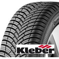 KLEBER quadraxer2 215/45 R17 91W TL XL M+S 3PMSF FP, celoroční pneu, osobní a SUV