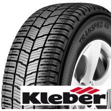 KLEBER transpro 4s 205/70 R15 106R TL C M+S 3PMSF, celoroční pneu, VAN
