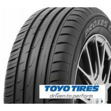 Toyo Proxes CF2 je letní pneumatika vyrobena s využitím nejnovějších materiálů a  struktury dezénu s cílem zajistit vysokou úroveň bezpečnosti, trvanlivosti, úspory a pohodlí.  Proxes CF2 nabízí vylepšenou konstrukci pneumatiky a novou full-silikagelovou běhounovou směs. Díky tomu má pneu delší životnost, lepší výkon za mokra i sucha a pomáhá snížit spotřebu paliva.   Proxes CF 2 je volbou pro řidiče, kteří hledají vysoce výkonné a bezpečné pneumatiky pro střední a vysoký výkon