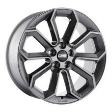 Alu kola CMS C20 jsou velice atraktivní alu kola s nápaditým a propracovaným designem. Pět hlavních dvojitých paprsků uzavřených v límci v kombinaci s antracitovou barvou tvoří uhlazený a zároveň provokativní vzhled. Navíc tato alu kola jsou tak univerzální, že stejně dobře vyzdvihnou jak sportovnější auto, tak například vozy SUV.