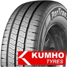 Letní pneumatiky KUMHO KC53 jsou učeny pro dodávková auta, přívěsy a karavany. Hluboké drážky v dezénu pneumatik dobře odvádí vodu a snižují možnost vzniku aquaplaningu. Tvar dezénu pneumatik umožňuje klidnou, tichou jízdu s nízkým opotřebením.