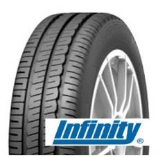 Pneumatiky INFINITY eco vantage jsou vhodné pro lehká nákladní a dodávková vozidla asijské provenience dobré kvality za rozumnou cenu. Výrobcům se podařilo vyrobit pneumatiky na vyšší úrovni bezpečnosti, trvanlivosti a pohodlí s dobrým výkonem na suchém i mokrém povrchu vozovky.