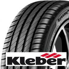 Kleber Dynaxer HP4 je nástupce úspěšné pneumatiky Kleber Dynaxer HP3. Předností této pneumatiky jsou vylepšené jízdní vlastnosti na mokru a zvýšená odolnost vůči aquaplaningu. Tichý provoz a vysoký nájezd zajišťují této pneumatice všestrannost a zájem ze strany motoristů. Tyto původem Francouzské pneumatiky spadají do koncernu MICHELIN což jim přináší inovativní technologii a kvalitu značky. Kleber Dynaxer HP4 je výborná volba pokud chcete dobrou cenu a zároveň kvalitní pneu s Evropskou technologií.