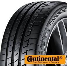 Letní pneumatika Continental Premium contact 6 je výborná kombinace komfortu a sportovní jízdy.  Díky nové směsi nabízí tato pneumatika výborné jízdní vlastnosti a přilnavost za každého počasí. Conti premium contact 6 zároveň zapůsobí i dlouhým kilometrovým nájezdem a díky novému uspořádání bloků nabídne tato pneumatika také znatelně nižší hlučnost.