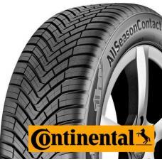 CONTINENTAL all season contact 215/45 R17 91W TL XL M+S 3PMSF FR, celoroční pneu, osobní a SUV