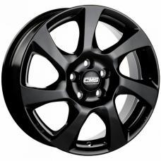 Alu kola CMS C24 v černé barvě jsou vhodná i pro zimní provoz. Pokud byste sháněli alu kola, která mají tvary pro snadné čištění a zároveň vypadají pěkně, alu kola CMS C24 jsou jistě žhavým favoritem.
