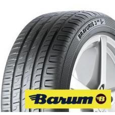 Barum Bravuris 3 - nástupce velmi úspěšného modelu Barum Bravuris 2. Oproti svému předchůdci má Barum bravuris 3 vylepšeny některé vlastnosti. Tato pneumatika nabízí svým uživatelům větší kilometrový nájezd a snížení spotřeby paliva. Za zmínku jistě stojí i nízká hlučnost. Asymetrický design pneumatiky nabízí dobré jízdní vlastnosti a spolehlivý odvod vody na mokré vozovce