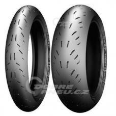 MICHELIN power cup evo 190/55 R17 75W, celoroční pneu, moto