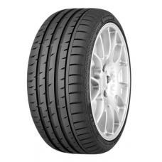 CONTINENTAL sport contact 6 265/40 R22 106H, letní pneu, osobní a SUV