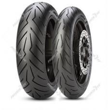 PIRELLI DIABLO ROSSO SCOOTER SC 120/80 R12 55P, celoroční pneu, moto