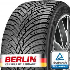 BERLIN TIRES all season 1 xl m+s 3pmsf 225/55 R17 101H, celoroční pneu, osobní a SUV