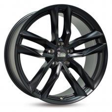 "alu kola MAM RS3 matt black painted MATT BLACK PAINTED 7x16"" 5x108 ET46 72,6"