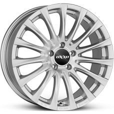 """alu kola OXXO ELAN silver - stříbrné 8x19"""" 5x112 ET43 66,6"""