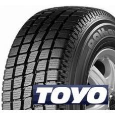 TOYO H09 je zimní pneumatika určena pro dodávkové vozy, která zaručuje dobré vlastnosti za všech podmínek v zimním období. Podélné a příčné drážky spolu s velkým počtem lamel zajišťují dobrý záběr na kluzkém povrchu a zároveň i stabilní vedení na silnici. Odolná směs přispívá zároveň k menšímu opotřebení a delší výdrži pneumatiky, což zajisté řidiči dodávek ocení.