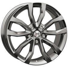 AUTEC UTECA v provedení titanium silver. Vybíráte alu kola a stříbrná jsou na Vás moc světlá a černá moc tmavá? Vyberte si pak kola v atraktivní a moderní barvě TITANIUM SILVER. Vysoká kvalita a moderní nadčasový vzhled jsou hlavními rysy těchto alu kol. Autec UTECA podtrhne vzhled nejen osobních, ale i SUV a MPV vozidel.