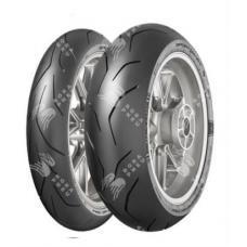 DUNLOP sportsmart tt 190/55 R17 75W TL ZR, celoroční pneu, moto