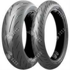 BRIDGESTONE s22 190/50 R17 73W, celoroční pneu, moto