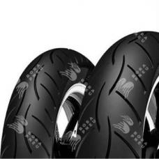 METZELER roadtec scooter 90/90 R10 50J, celoroční pneu, moto