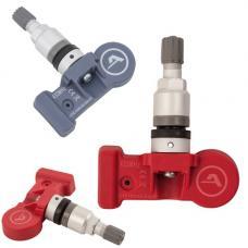 Ventil TPMS pro kontrolu tlaku v pneumatikách. UVedená cena je za 1ks ventilu se senzorem. Používáme senzory pro měření tlaku od společnosti ALCAR (ALCAR T-Pro, ALCAR Single, VDO REDI), a diagnostiku ATEQ VT56, která patří na špičku v oboru. Můžeme Vám tak dodat a naprogramovat senzory tlaku na jakýkoliv automobil.  K objednávce TPMS senzorů uveďte do poznámky info a automobilu (výrobce, model, rok výroby, obsah motoru)