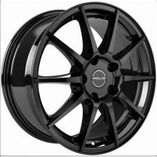 "alu kola PROLINE UX100 Black Glossy 7,5x18"" 5x114,3 ET45 74,1"