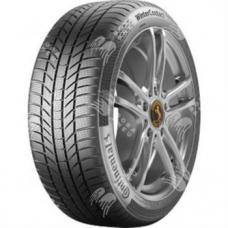 CONTINENTAL WINTER CONTACT TS 870 P 205/50 R17 93H, zimní pneu, osobní a SUV