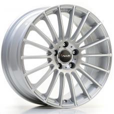 "alu kola AVUS RACING AC-m03 hyper silver - stříbrná 8x18"" 5x112 ET45 66,6"