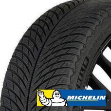 MICHELIN pilot alpin 5 235/45 R17 97V, zimní pneu, osobní a SUV