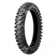 BRIDGESTONE m 204 100/100 R18 59M TT, celoroční pneu, moto