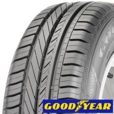 Osobní letní pneumatika Goodyear DURAGRIP je pneumatikou, která splňuje všechny potřeby dnešních městských automobilů. Snižuje hlučnost vozu a lépe rozptyluje vodu. Zaručuje stabilní jízdní vlastnosti na suché i mokré vozovce.