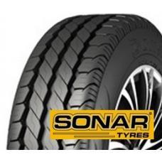 SONAR S888 jsou letní pneumatiky pro dodávkové, lehké nákladní auta a obytné přívěsy. Tyto pneumatiky mají skvělé jízdní vlastnosti, zajišťují tichou a komfortní jízdu. Tuhost běhounu prodlužuje životnost pneumatik.