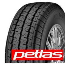 Firma PETLAS byla založena v turecku v roce 1976, vyrábí pneumatiky nejen na automobily, ale i na zemědělské stroje a pro letecký průmysl. Pneumatiky PETLAS PT825, určená pro dodávky a lehká nákladní auta, jsou velice výkonné, speciální profil běhounu zajišťuje dobrou trakci na suchém i mokrém povrchu vozovky. Jízda na těchto pneumatikách je komfortní a tichá.
