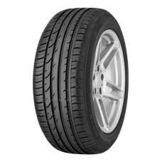 Pneumatika ContiPremiumContact 2 přináší nový technický směr v konstrukci dezénu - 3D drážky. Tyto 3D drážky efektivně zvyšují tuhost dezénových bloku a tím pomáhají stabilizovat dezénové bloky pneu při brzdění a záběru. Proměnlivý sklon dezénových drážek je navržen takovým způsobem, že zvyšuje rychlost proudění vody v drážkách pneu, tím zkracuje brzdnou dráhu na mokré vozovce a snižuje riziko vzniku aquaplaningu. Kombinací pásového dezénu se Silika směsí 3. generace se životnost pláště pneu zvýšila až o 12% oproti předchůdci