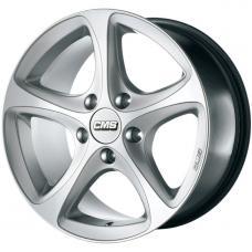 Alu kola CMS C12 vycházejí z designu pro Porsche. ALu kola CMS C12 HG mají stříbrnotitanovou barvu se zvýšeným leskem, což zvýrazňuje detaily tohoto vydařeného alu kola. Alu kola CMS mají certifikát kvality TUV.