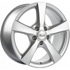 """alu kola CMS V1 Silver - stříbrné 6,5x16"""" 5x112 ET33 57,1"""