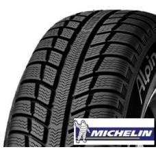 Michelin ALPIN A3 Zimní pneumatika Michelin Alpin A3 se vyrábí od roku 2006. Jedná se o nástupce velmi úspěšné pneumatiky Michelin Alpin A2. Oproti předchůdci nabízí Alpin A3 lepší trakci a kratší brzdnou dráhu. Spojením středového žebra se snížil valivý odpor na minimum a dostatečné lamelování dodává této pneu dobrou přilnavost na mokré i suché vozovce. Směs pneumatiky Michelin Alpin A3 je obohacena silikou zaručující dostatečnou měkkost směsi i při mrazivém počasí. Svými vlastnostmi dodává tato pneumatika na skutečnosti, že pneumatiky Michelin jsou jedničkou na evropském trhu