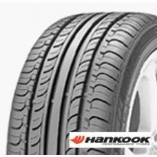 Letní Pneumatika Hankook K415 je pneumatika s vynikajícími vlastnosti pro suché i mokré silnice. Díky čtyřem drážkám efektivně odvádí vodu a je odolná vůči aquapaningu. Dobře se chová i v zatáčkách. Tuhost prostředního bloku zajišťuje bezpečnější brzdění. Optimalizovaný profil pneumatiky zajišťuje pohodlnou a tichou jízdu.