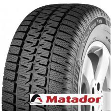 MATADOR mps530 225/75 R16 121R TL C 10PR M+S 3PMSF, zimní pneu, VAN