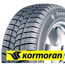 Zimní pneumatika Kormoran Snowpro B2 je moderní pneumatika zajišťující dobré jízdní vlastnosti na silnicích v zimním období. Směrový dezén zajišťuje dobrý odvod vody a sněhové břečky. Kormoran je polský výrobce kterého již několik let vede společnost Michelin. Vstup této prémiové značky zajistil spolehlivost a kvalitu pneumatiky Kormoran.