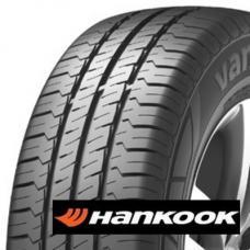 Letní pneumatiky HANKOOK ra18 jsou určeny pro dodávková, lehká nákladní auta a karavany. Dvojitá výztuž ocelovým pásem zvyšuje odolnost pneumatik. Tvar běhounu umožňuje bezpečnou jízdu na suchém a mokrém povrchu vozovky i při velkém zatížení si zachovává stabilitu. Boky pneumatik jsou vyztužené a odolné proti poškození od obrubníků. Jízda na pneumatikách HANKOOK ra18 je bezpečná, komfortní a tichá.