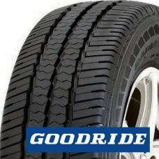 Kvalitní letní pneumatiky GOODRIDE sc328 jsou určeny pro dodávková a lehká nákladní auta. Tři klikaté drážky dezénu pneumatik dobře odvádí vodu a zajišťují dobrou přilnavost i na mokrém povrchu vozovky. Široká žebra snižují opotřebení pneumatik a jsou zárukou dlouhé životnosti. Vyztužené boky pneumatik umožňují velké zatížení. Jízda na těchto pneumatikách je komfortní i při vyšší rychlosti na dálnici