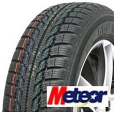 Pneumatiky Meteor Winter jsou konstruovány pro použití na evropských silnicích. V kombinaci s velmi dobrou cenovou politikou této značky jde jistě o dobrou nabídku.