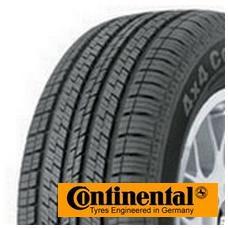 Continental 4x4 contact jsou silniční pneumatiky, které byly vyvinuty pro lehčí off-road a pro SUV vozidla. Jsou mimořádně tiché, zajišťují klidnou a pohodlnou jízdu. Mají vynikající odolnost vůči aquaplaningu.