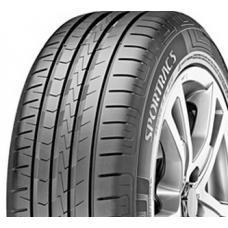 Letní pneu Vredestein Sportrac 5 je vydařená pneumatika od úspěšného holandského výrobce. Design pneumatiky pochází z italského studia Guigiara. Tato pneumatika navazuje na úspěšnou řadu Vredestein Sportrac 3 a vylepšena byla mimo jiné jízda na mokrém povrchu s větší odolností vůči aquaplaningu, zlepšil se jízdní komfort a také je pneumatika Vredestein díky modernější směsi a nižšímu valivému odporu šetrnější k životnímu prostředí a zároveň i vaší peněžence:)