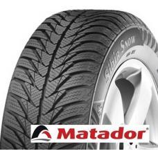 Zimní pneumatika Matador MP54 sibiř snow je vyzrálá pneumatika určena do zimního prostředí středního klima. Její vlastnosti na sněhu a na mokru jsou vyvíjeny tak, aby co nejvíce uspokojili řidiče za každého počasí. Tato pneumatika je určena především pro vozy středních a nižších tříd.