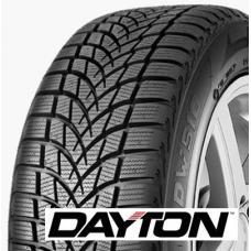 Dayton DW510 je zimní pneumatika určená pro osobní vozy. Dayton DW510 je symetrická moderní pneumatika určená pro vozy nižší a  střední třídy. Pneumatika přináší klidnou jízdu a dobré trakční vlastnosti za nepříznivého počasí.