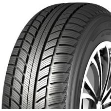 NANKANG n-607 plus 195/55 R15 89V TL XL M+S 3PMSF, celoroční pneu, osobní a SUV