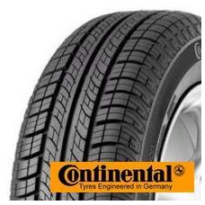 Continental EcoContact EP - kvalitní pneumatika s nízkými nároky a moderní technologií zajišťuje komfortní jízdu a dobré záběrové i brzdící vlastnosti. Nemalou výhodou je také úspora paliva díky nízkému valivému odporu a dlouhá životnost pneumatiky.