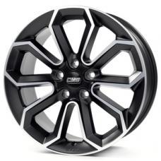Alu kola CMS C20 jsou velice atraktivní alu kola s nápaditým a propracovaným designem. Pět hlavních dvojitých paprsků uzavřených v límci v kombinaci s tmavou barvou a leštěným čelem tvoří uhlazený a zároveň provokativní vzhled. Navíc tato alu kola jsou tak univerzální, že stejně dobře vyzdvihnou jak sportovnější auto, tak například vozy SUV.